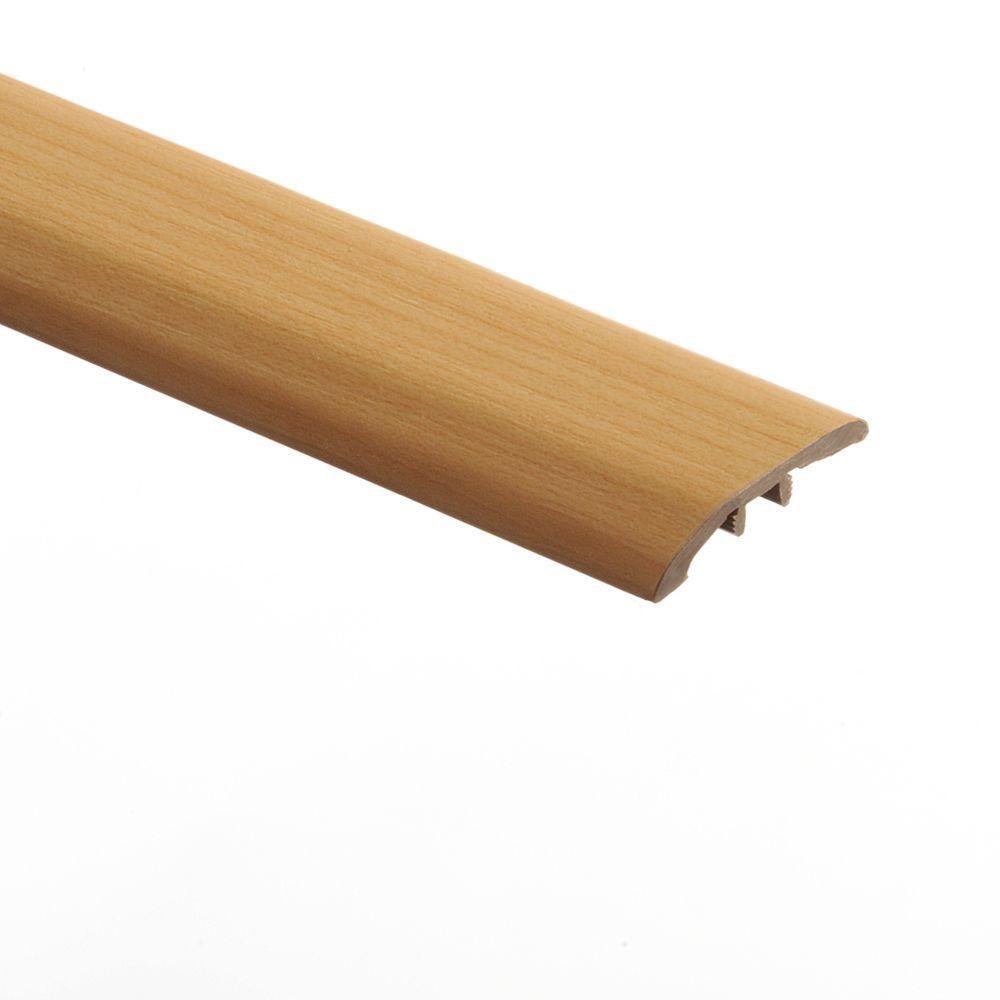 Zamma Rustic Maple/Santa Fe Maple 5/16 in. Thick x 1-3/4 in. Wide x 72 in. Length Vinyl Multi-Purpose Reducer Molding