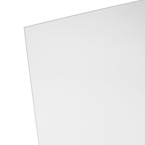 11 in. x 14 in. x 093 in. Acrylic Sheets (12-Pack)