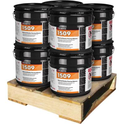 4 Gal. Wood and Bamboo Flooring Urethane Adhesive (8 Pail Pallet)