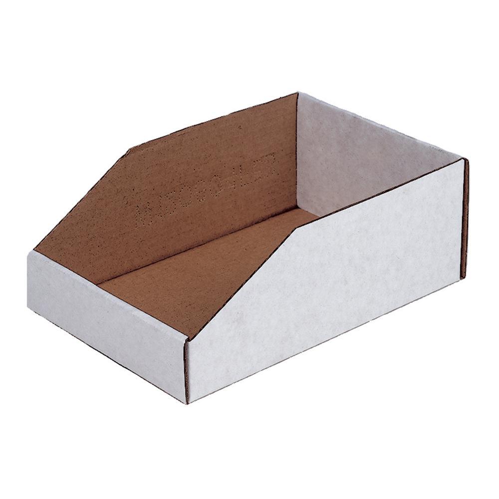 Paper Storage Bins Totes Storage Organization The Home Depot