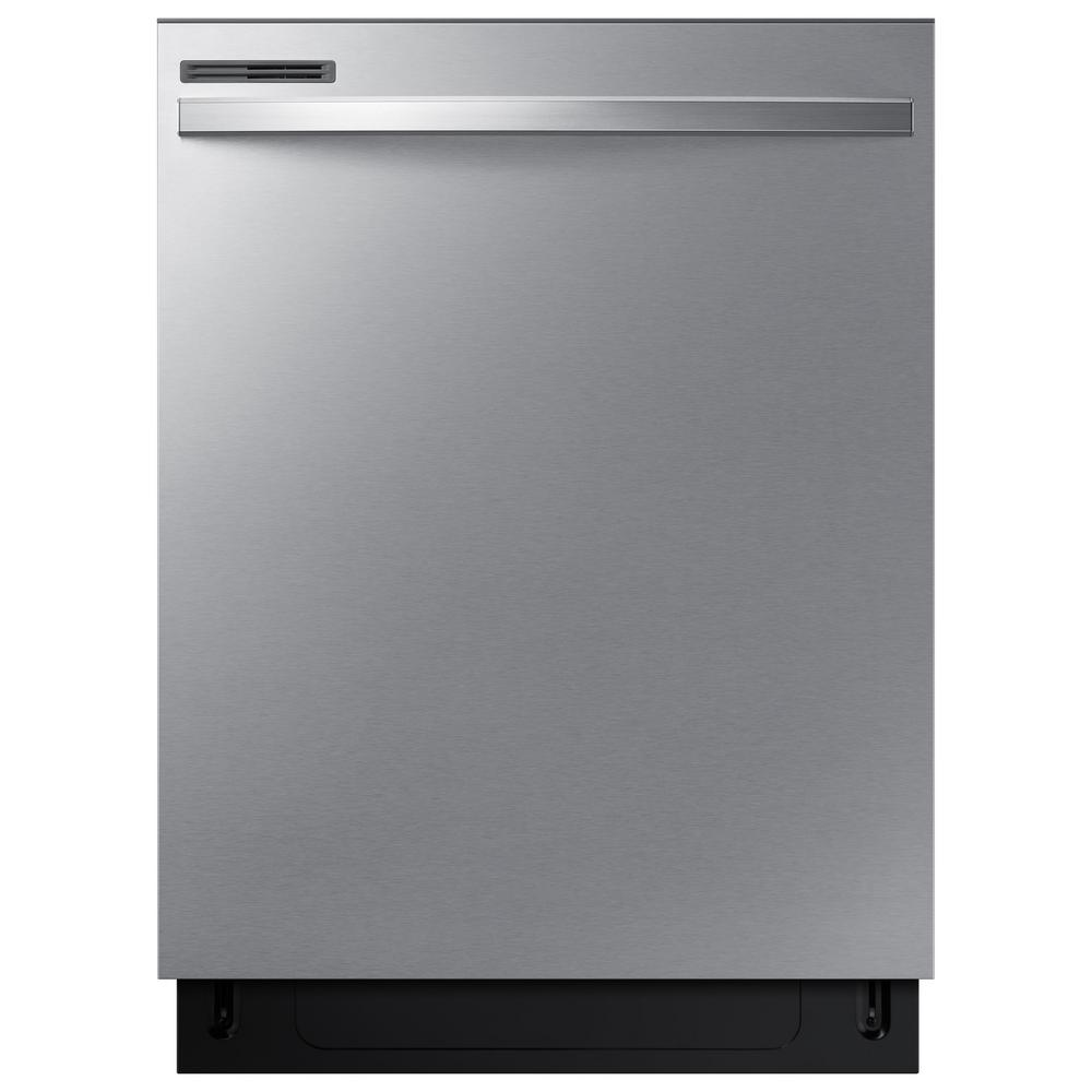 Control Dishwasher With Stainless Steel