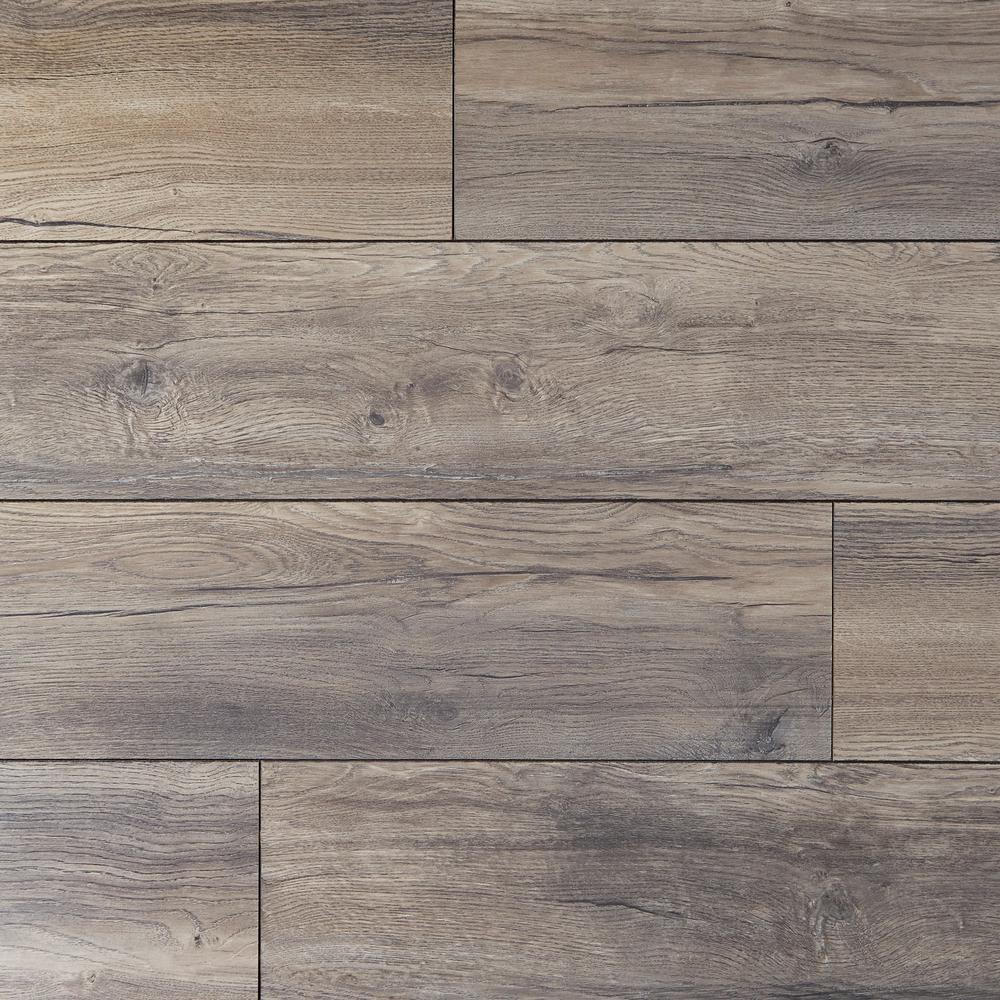 Eir Waveford Gray Oak 12 Mm Thick