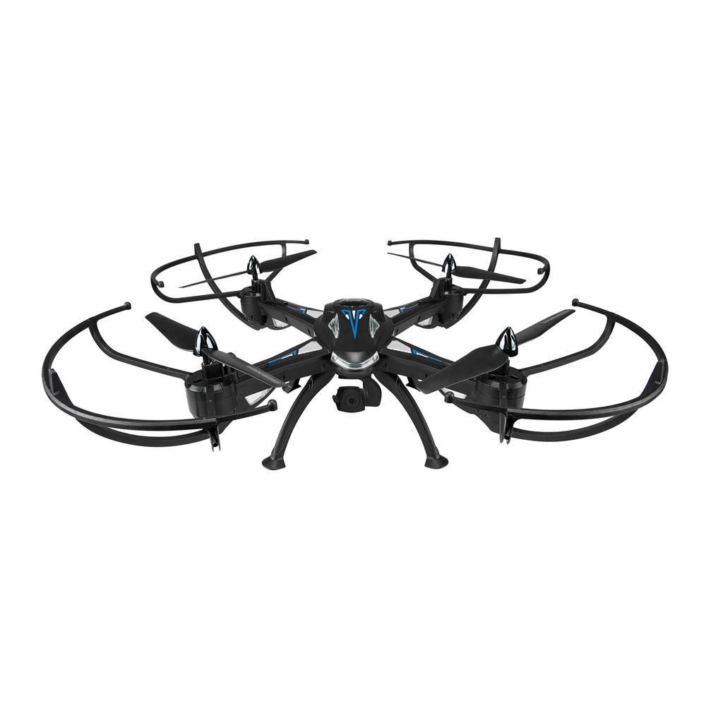Sky Rider Quadcopter Drone with Wi-Fi Camera