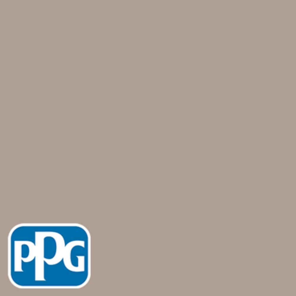 PPG TIMELESS 8 oz. #HDPPGWN10 Mid Day Mocha Satin Interior/Exterior Paint Sample