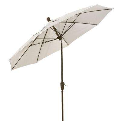 9 ft. Patio Umbrella in Natural