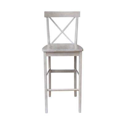 Prime Square Seat Gray International Concepts Bar Stools Ncnpc Chair Design For Home Ncnpcorg
