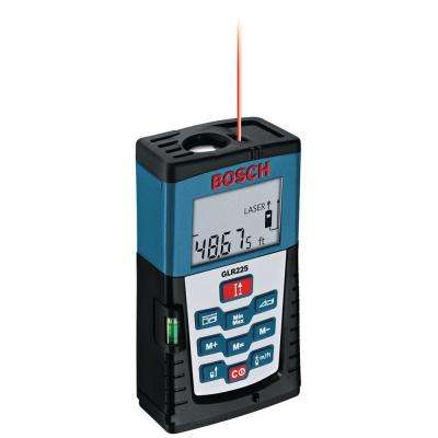 Factory Reconditioned 225 ft. Laser Measure