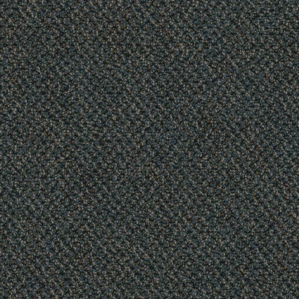 Invision Developer Blues Loop 24 in. x 24 in. Carpet Tile Kit (18 Tiles/Case)