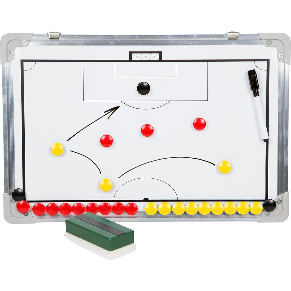 Soccer Magnetic Coaching Board Whiteboard Clipboard