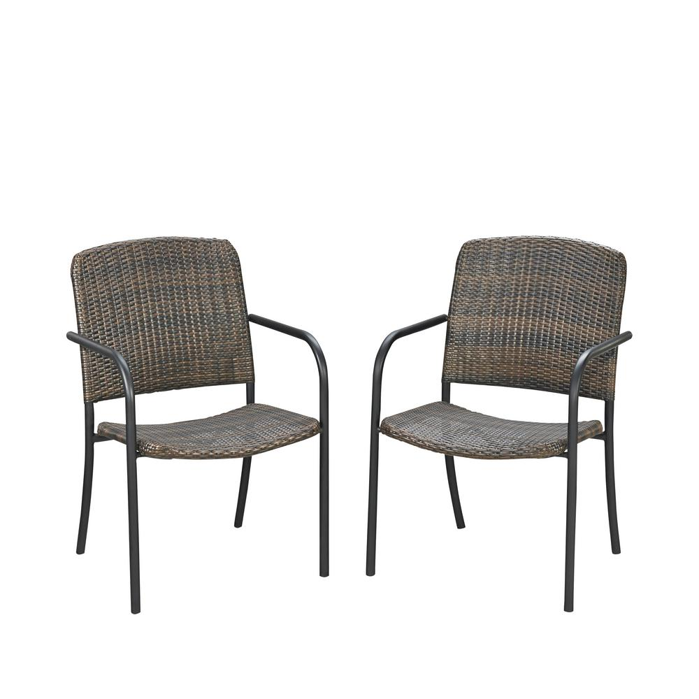 Laguna II Outdoor Dining Armchair (Pack of 2)