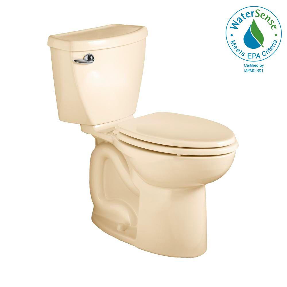 Cadet 3 Powerwash Tall Height 2-piece 1.28 GPF Elongated Toilet in