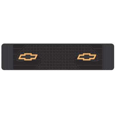Chevy Heavy Duty Vinyl 33 in. x 14 in. Rear Runner Mat