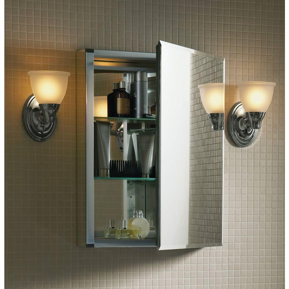 Kohler Recessed Medicine Cabinet 20 X 26 In Left Or Right Hand Side Mirrored New 638908061160 Ebay