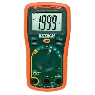 Mechanical Multimeter with NCV Auto Ranging