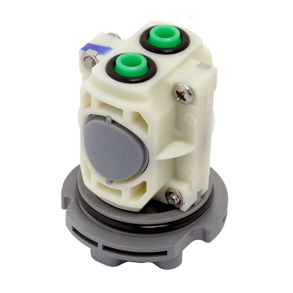 Pressure Balance Unit for Single-Control Tub/Shower Valve