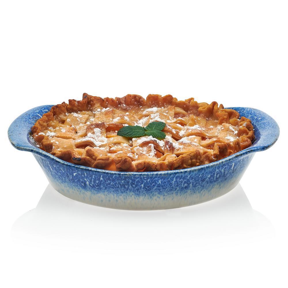 Artisan 9.5 in. Stoneware Pie Plate