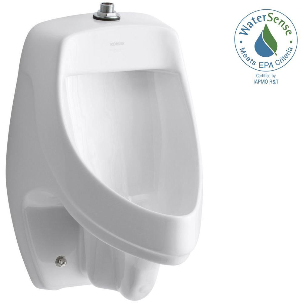 Dexter Waterless Urinal in White