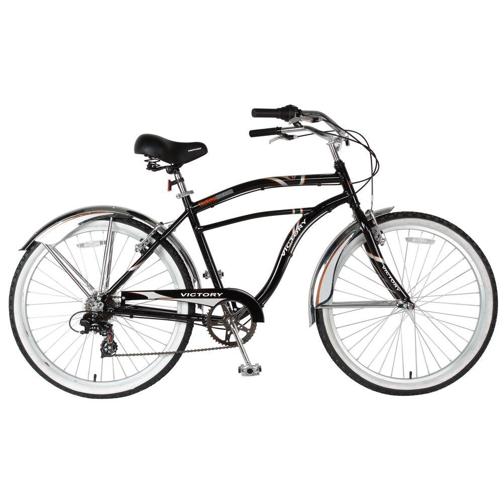 Slant/Fin Touring Cruiser 26 in. Men's Bike-DISCONTINUED