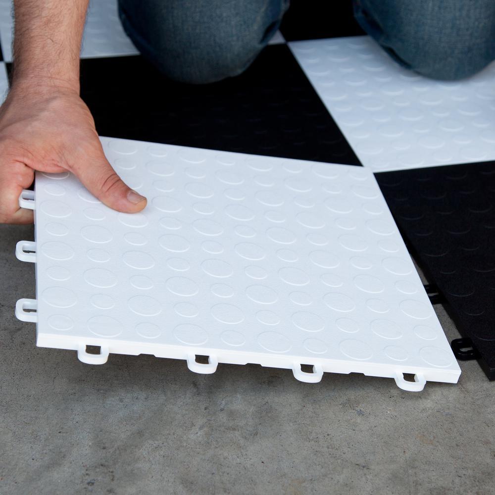 Modular Interlocking Garage