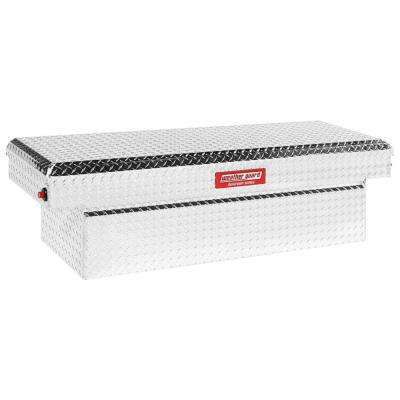 Defender Aluminum Compact Saddle Truck Box (61 in. x 19 in. x 18 in.)