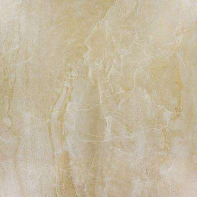 Onyx Sand 18 in. x 18 in. Glazed Porcelain Floor and Wall Tile (15.75 sq. ft. / case)