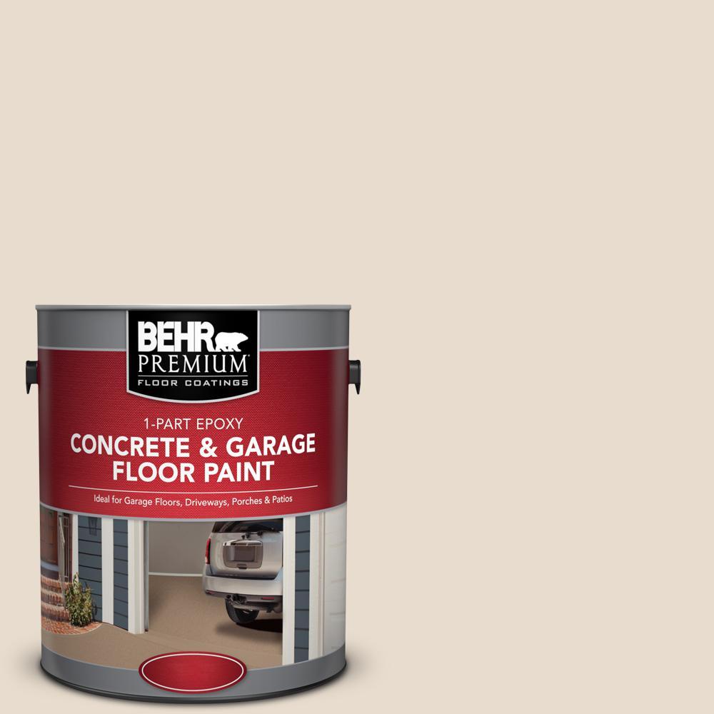 Drylok 1 Gal White Latex Concrete Floor Paint 209153