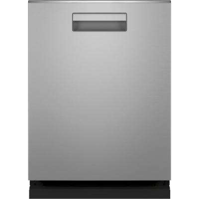Smart Top Control Tall Tub Dishwasher in Stainless Steel with Stainless Steel Tub and Steam Cleaning, 50 dBA