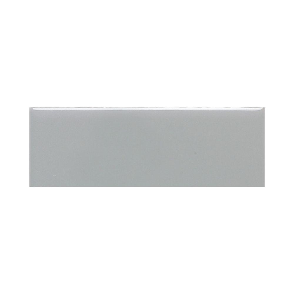 Daltile Modern Dimensions Matte Desert Gray 4-1/4 in. x 12-3/4 in. Ceramic Floor and Wall Tile (10.64 sq. ft. / case)