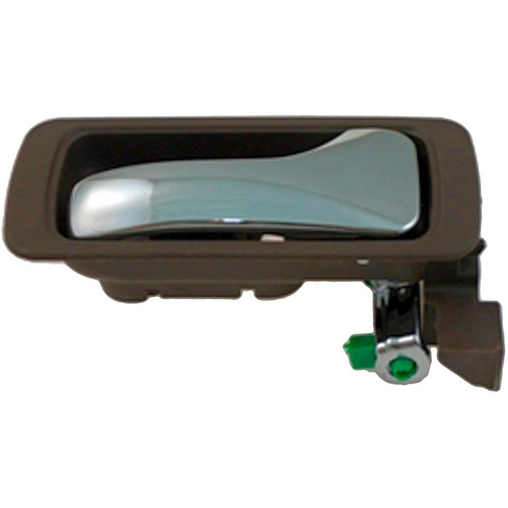 HELP Interior Door Handle Rear Right Chrome Lever/Beige