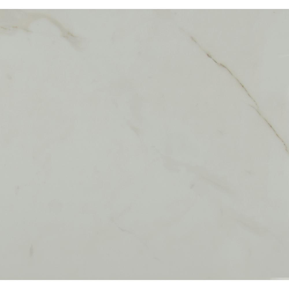 MSI Augusta Blanco In X In Glazed Ceramic Floor And Wall - 16 x 16 white ceramic floor tile