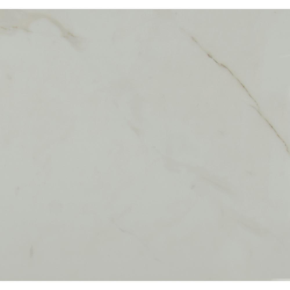 MSI Augusta Blanco In X In Glazed Ceramic Floor And Wall - 16 x 16 white ceramic floor tile