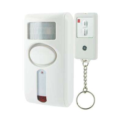 Wireless Remote Controlled Indoor Motion-Sensing Alarm
