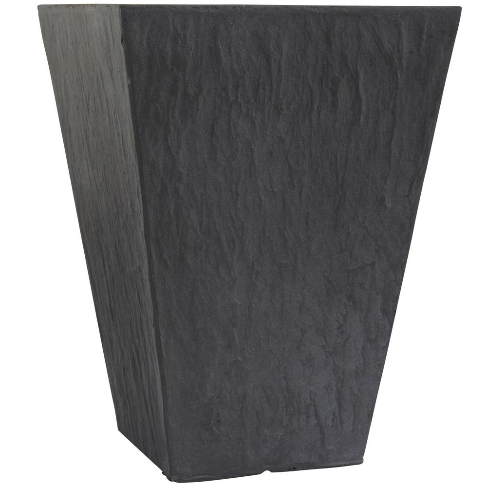 Nearly Natural 16 Slate Planter (Indoor/Outdoor)