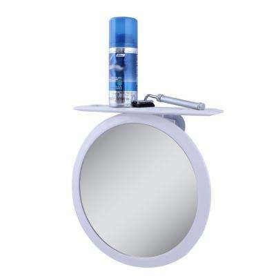 Ultra II Fog-Free Mirror in White