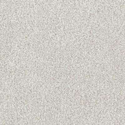 Carpet Sample - Tides Edge - Color Cadet Textured 8 in. x 8 in.
