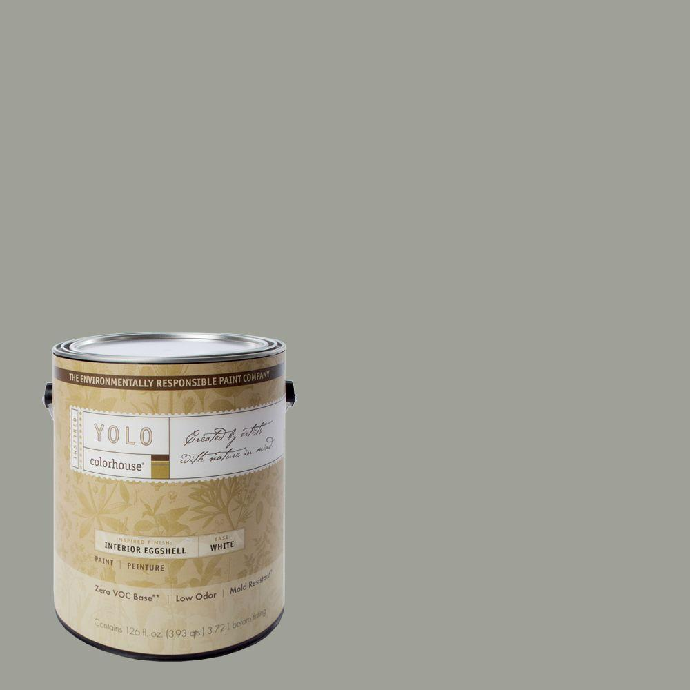 YOLO Colorhouse 1-gal. Metal .04 Flat Interior Paint-DISCONTINUED