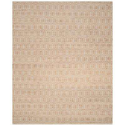 Cape Cod Natural 9 Ft X 12 Area Rug
