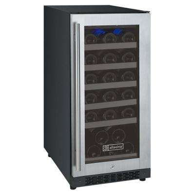 FlexCount Series 30-Bottle Single Zone Wine Cellar