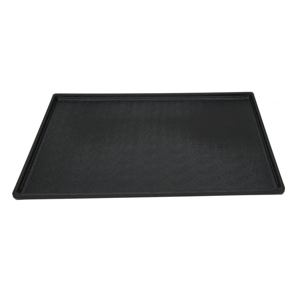 Large crate tray 308618a the home depot for Dog kennel liner
