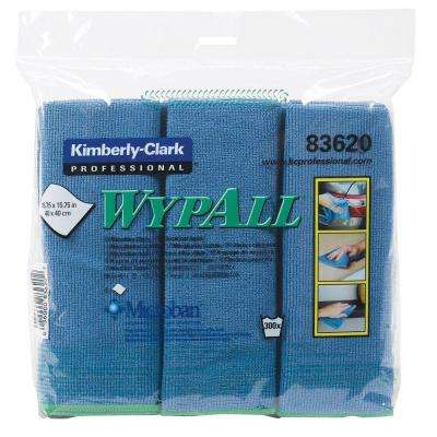 Microfiber Cloths (6 Per Pack)