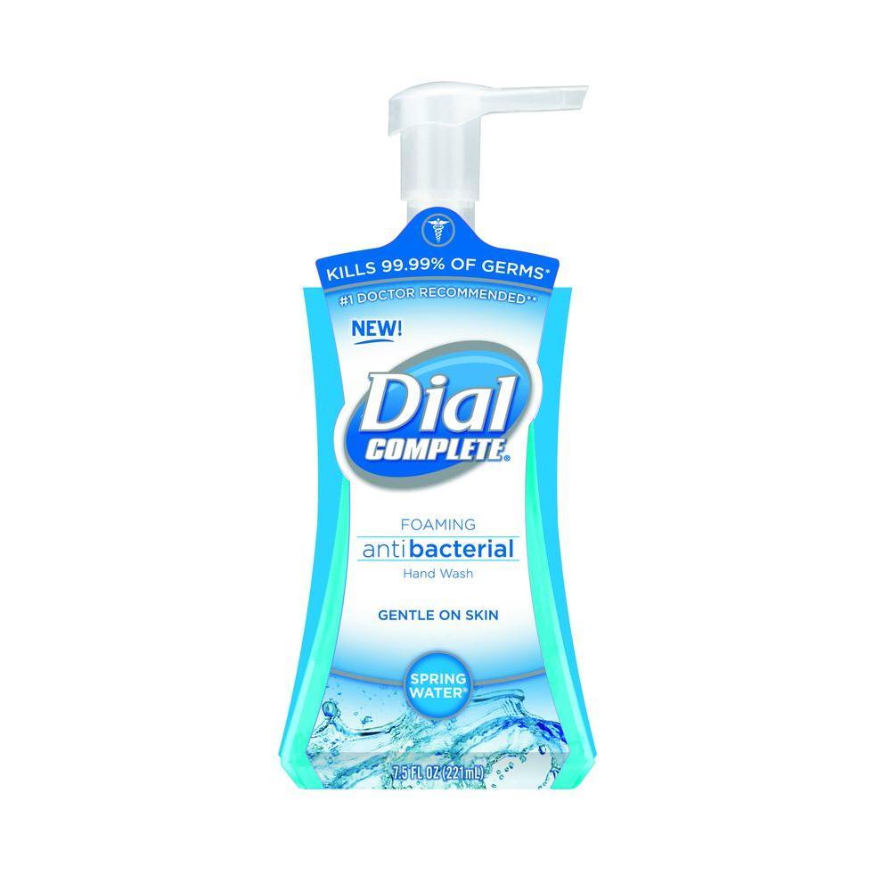 7.5 oz. Foaming Hand Soap