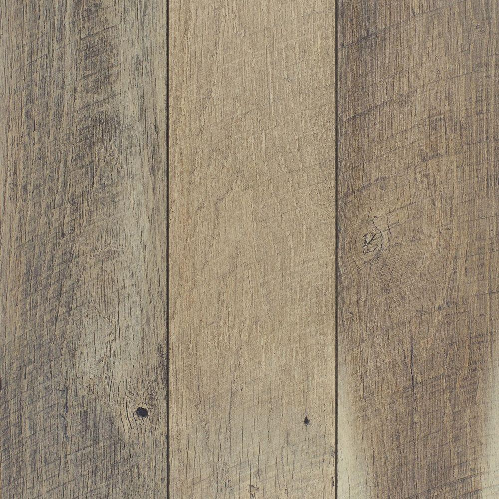 Home Decorators Collection Cross Sawn Oak Gray 12 mm Thick x 5-31/32 ...