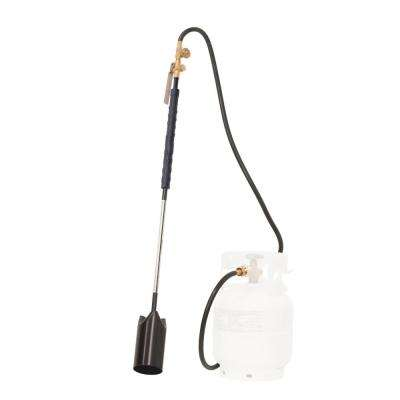 500,000 BTU Propane Torch Kit Heavy Duty Weed Burner