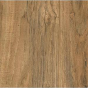 Trafficmaster Lakes Pecan 7 Mm Thick X 2 3 In Wide 50 5 8