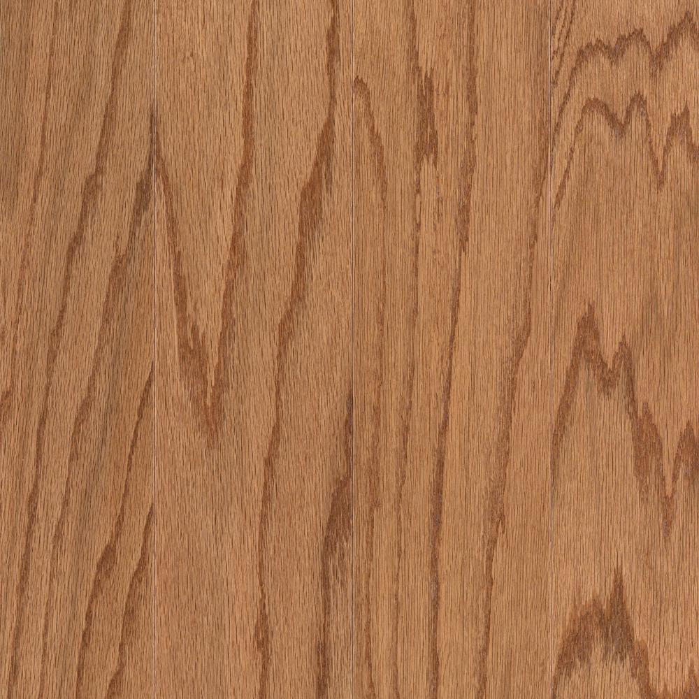 Mohawk Oakhurst Golden Engineered Hardwood Flooring - 5 in. x 7 in. Take Home Sample