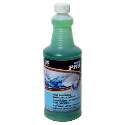 32 oz. Concentrate Liquid Window Cleaning Solution