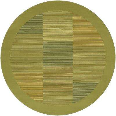Everest Hampton's Sage 7 ft. 10 in. X 7 ft. 10 in. Round Area Rug