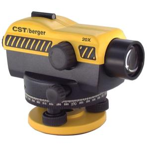 CST/Berger 20X SAL Series Automatic Level by CST/Berger