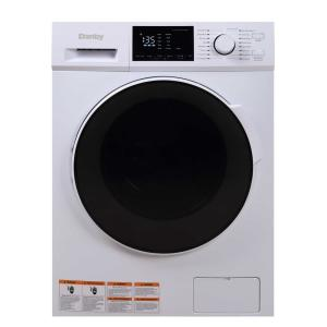 Danby 2.7 cu. ft. White 115-Volt All-in-One Washer Dryer Combo Deals