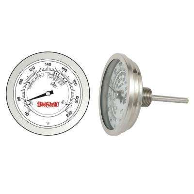 Stainless Steel Brew Thermometer